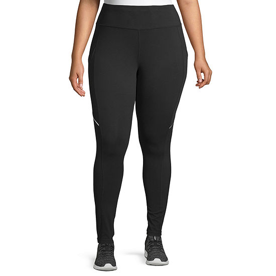 Xersion-Plus Womens Mid Rise Legging
