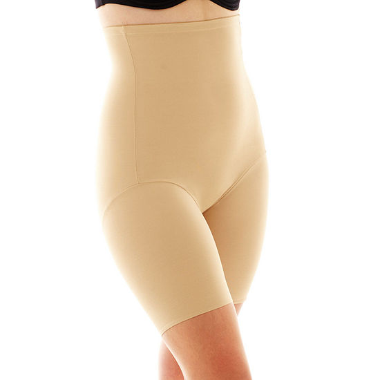 Naomi And Nicole Plus Unbelievable Comfort® Wonderful Edge® Comfortable Firm® Thigh Slimmers - 7779