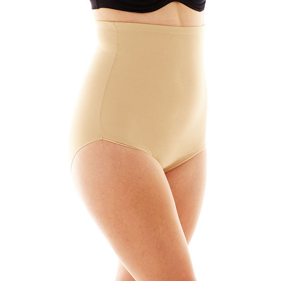 Naomi And Nicole Plus Unbelievable Comfort® Wonderful Edge® Firm Control Control Briefs 7775