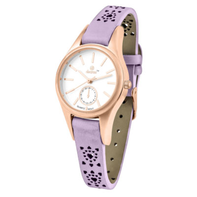 Decree Womens Strap Watch-Pt1072rglv