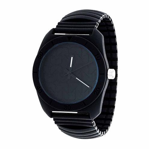 Rbx Unisex Black Strap Watch-Rbx001bk