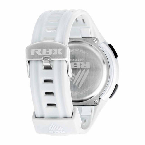Rbx Unisex Gray Strap Watch-Rbxhr001gy