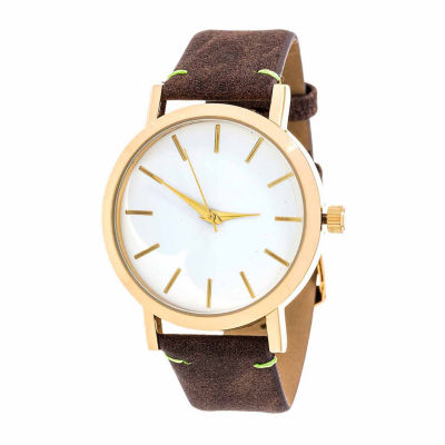Xtreme Time Womens Gold Tone Bracelet Watch-Nwl355521g-Br