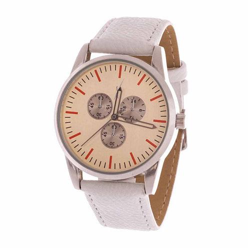 Xtreme Time Womens Silver Tone Bracelet Watch-Nwl373064ms-Wt