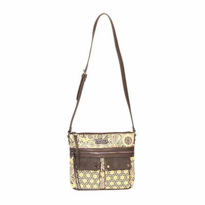Waverly Star Quilted Crossbody Bag