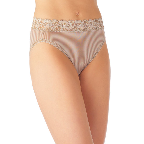 Vanity Fair® Body Caress Ultimate High-Cut Panties - 13280