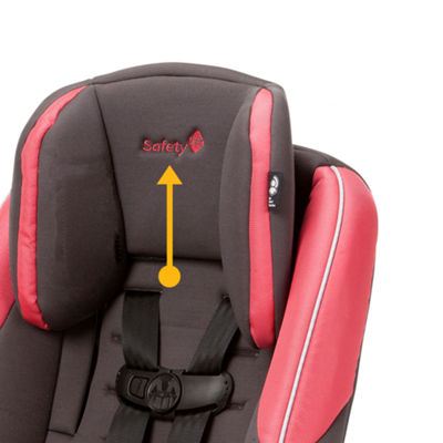 Safety 1st Guide 65 Convertible Car Seat- Chateau
