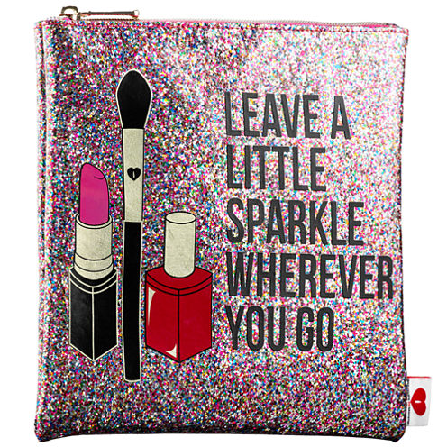 SEPHORA COLLECTION Leave A Little Sparkle Wherever You Go Clutch