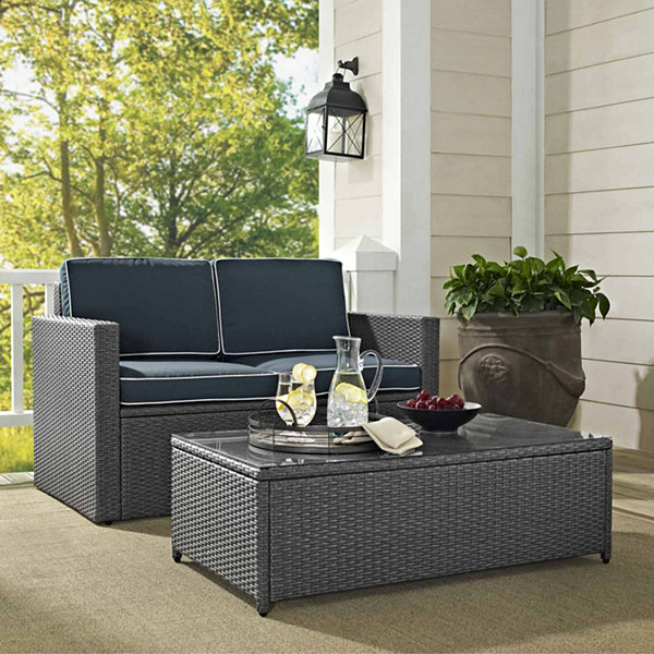Crosley 2-pc. Patio Lounge Set