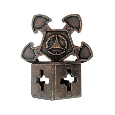 BePuzzled Hanayama Level 3 Cast Puzzle - O'Gear