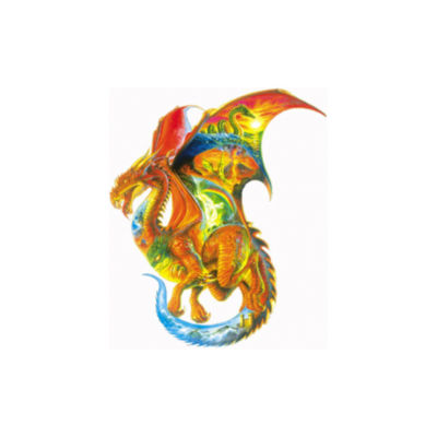 SunsOut Dragon Dreams - Shaped Puzzle: 1000 Pcs