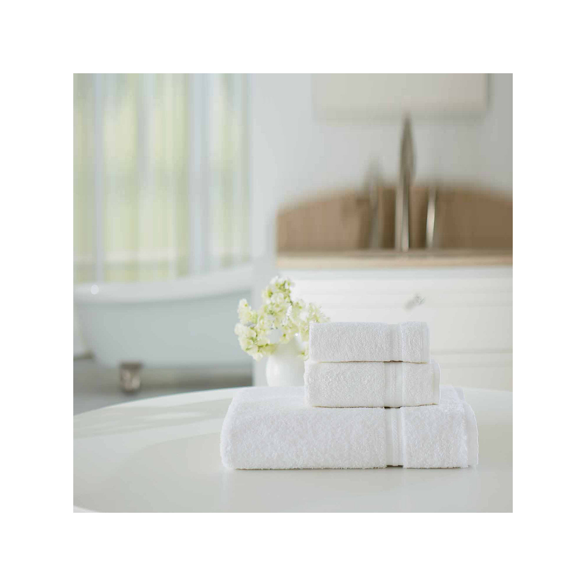 Welingham 300-pc. 13x13 Washcloth Set