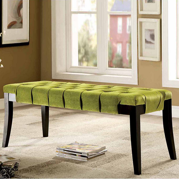Pierce Contemporary Bench