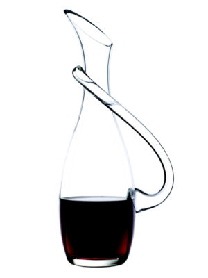 Luigi Bormioli Gatto Wine Decanter