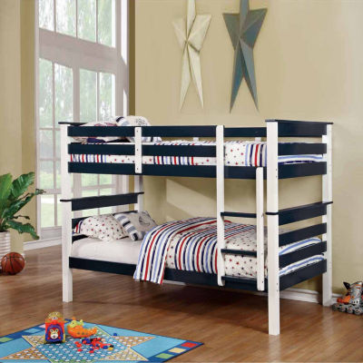 Kerry Two Tone Bunk Bed