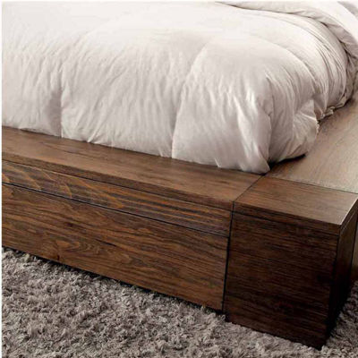 Anton Low Profile Bed