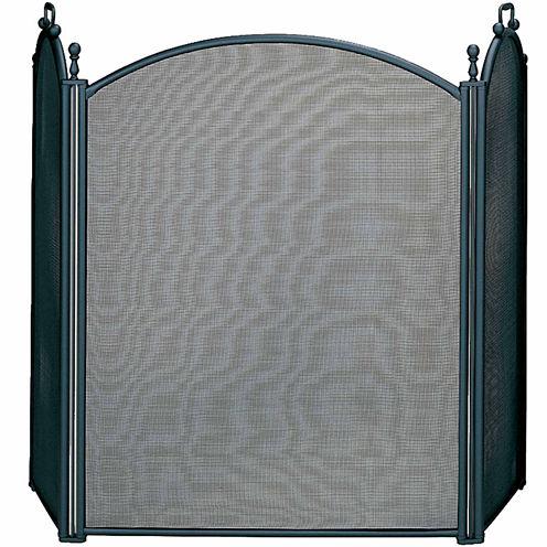 Blue Rhino 3 Panel Woven Mesh Fireplace Screen