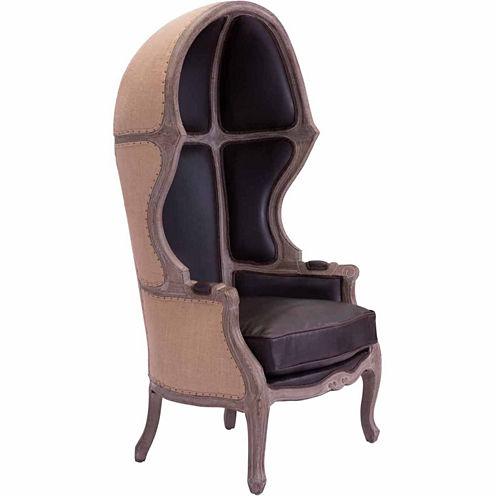 Zuo Modern Ellis Barrel Chair