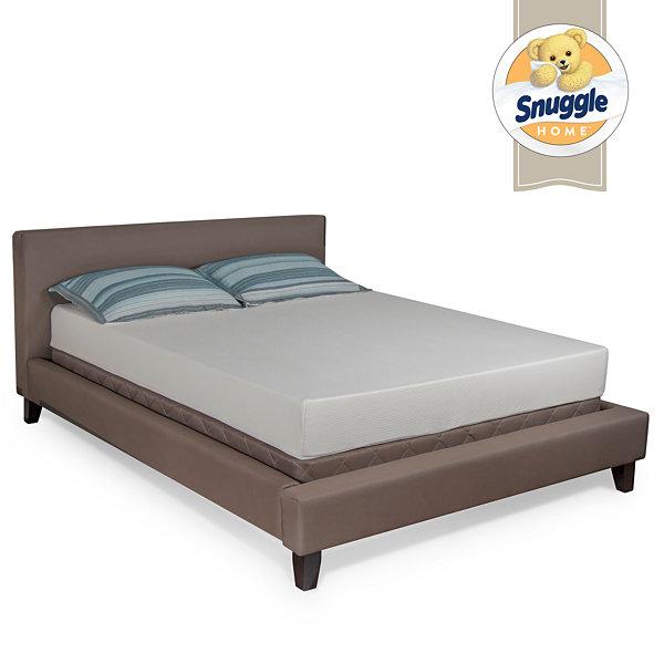 Snuggle Home 7 Top Memory Foam Mattress