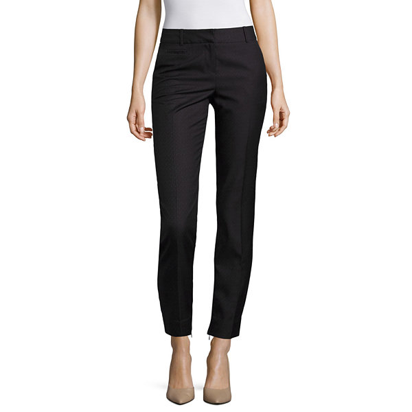 Worthington Ankle Pants-Talls