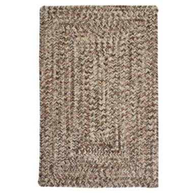 Colonial Mills® Blaise Tweed Reversible Braided Rug