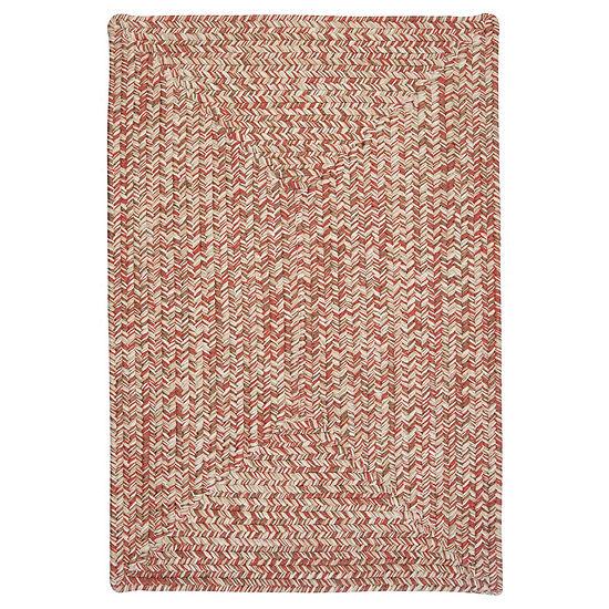 Colonial Mills® Blaise Tweed Reversible Indoor/Outdoor Braided Rug
