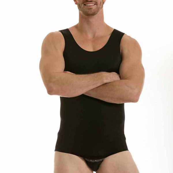 Insta Slim Men's Compression Tank Bodyshort