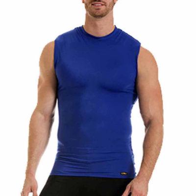Insta Slim Men's Compression Sleeveless Shirt