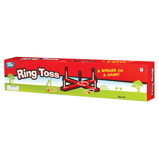 Toysmith Ring Toss - A Ringer Of A Game!