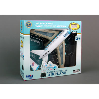Daron Radio Control Air Force One Plane w/ Lightsand Sound