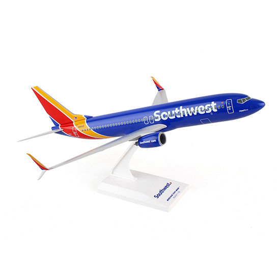 Sky Marks Southwest Airlines 737-800 1/130 Scale New Livery Heart Model Kit
