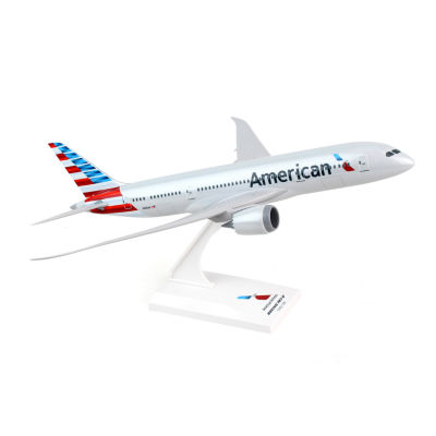 Daron Worldwide Trading Sky Marks American Airlines Boeing 787-8 1/200 Scale Model Kit