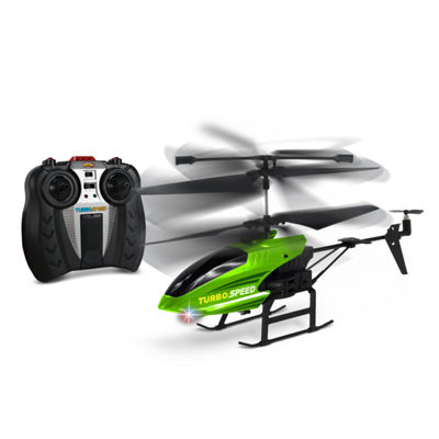 "Nkok Air Banditz 3.5Ch Ir/Usb Turbospeed Metal Gyro Vehicle  8"" - Colors Vary"""