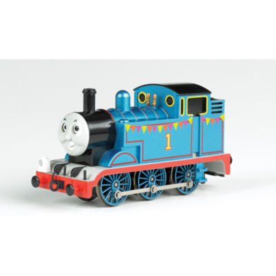 Bachmann Trains Celebration Thomas Locomotive W/ Moving Eyes- Ho Scale