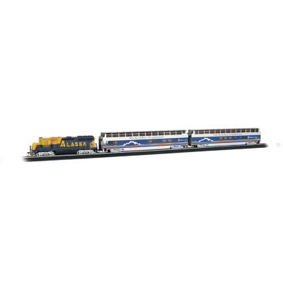 Bachmann Trains Mckinley Explorer - Ho Scale ReadyTo Run Electric Train Set