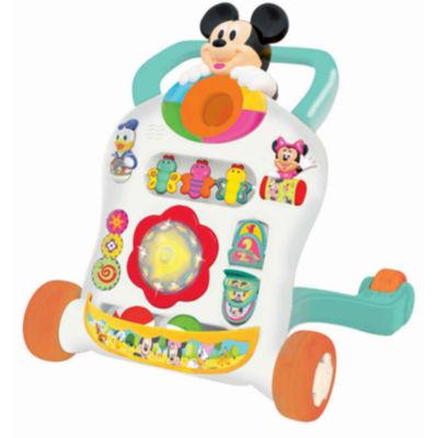 Kiddieland Disney Mickey Mouse & Friends Roll N' Go Walker