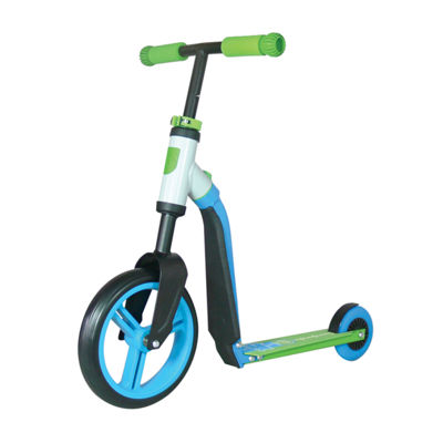 Schylling Scoot & Ride Highway Ride-On, Blue/Green