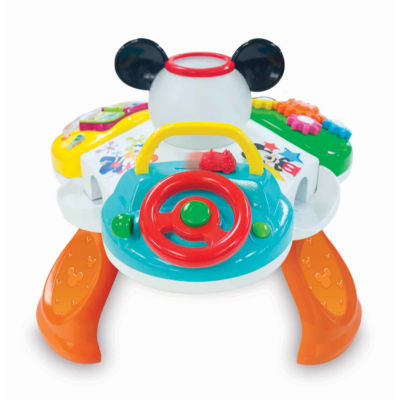 Kiddieland Disney Mickey Mouse & Friends Delight & Discover Activity Table