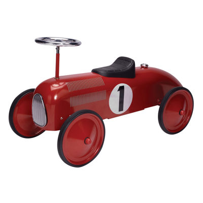 Schylling Speedster Ride-On - Red Race Car
