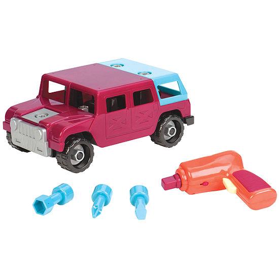 Battat Take Apart 4X4 Truck