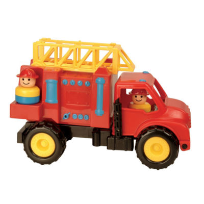 Battat Toy Fire Engine Vehicle