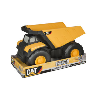 "Caterpillar 16"" Metal Dump Truck (Cat)"