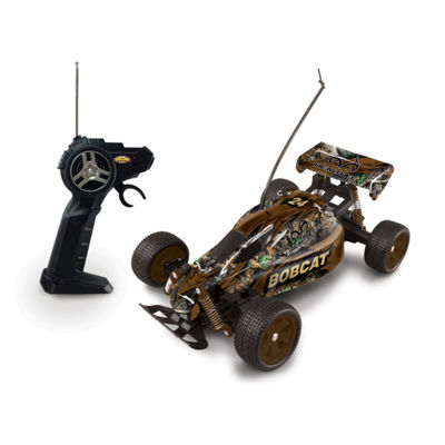 NKOK 1:16 Scale RealTree RC BobCat Remote ControlToy - Colors Vary