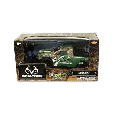Nkok 1:16 Scale Realtree Rc Mongoose Remote Control Toy