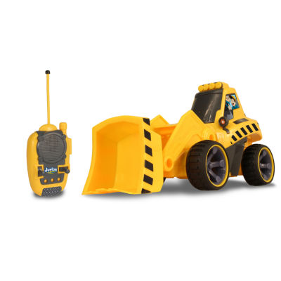 Nkok Junior Racers My First Rc Wheel Loader RemoteControl Toy