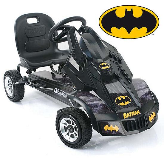 Batman Batmobile Ride-On Pedal Go-Kart