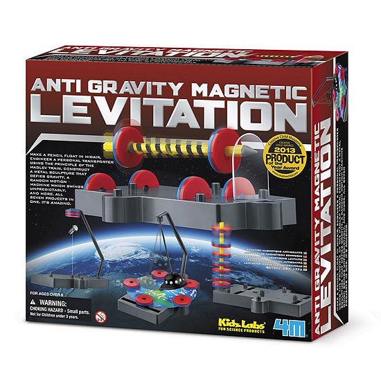 4M Anti-Gravity Magnetic Levitation Science Kit -Stem