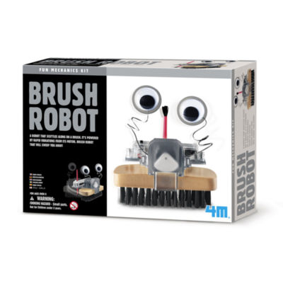4M Brush Robot Science Kit - Stem