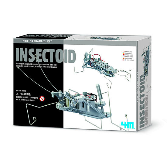 4M Insectoid Science Kit - STEM