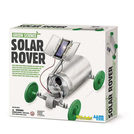 4M KidsLabs Solar Rover Science Kit - STEM